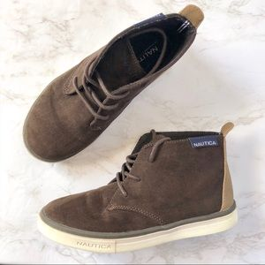 Nautica Pierson Suede kids boots